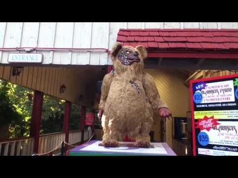 Killer Teddy Bear Game Killer Teddy Bear Entrance