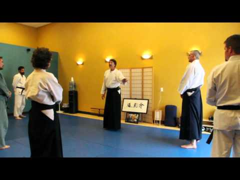 Aiki-Lab non-technique aikido training for beginners.  An overview Image 1