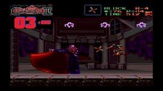 Super Castlevania IV SNES Playthrough 03 + Ending