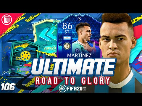 NEVER HAPPENED BEFORE!!! ULTIMATE RTG #106 - FIFA 20 Ultimate Team Road to Glory