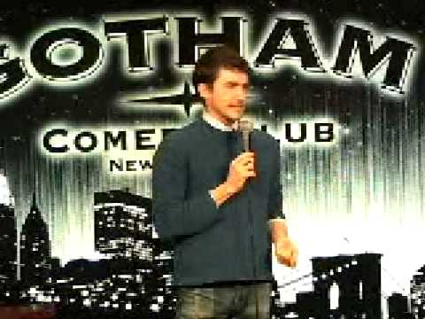 Jess Burkle @ Gotham Comedy Club (Jan. 26, 2009) Video