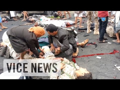 Suicide Bomber Attacks Houthis in Yemen: This Just In