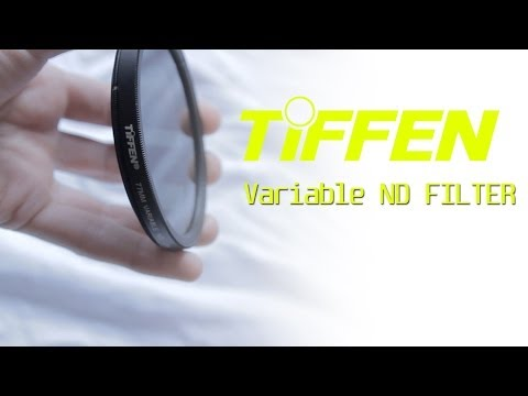 Tiffen Variable ND Filter Review