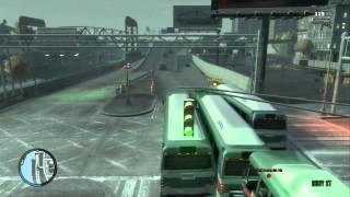 WRD Grand Theft Auto IV Bus Rape Train