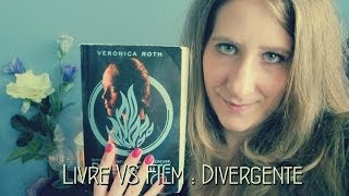 Review Film Vs Livre Divergente