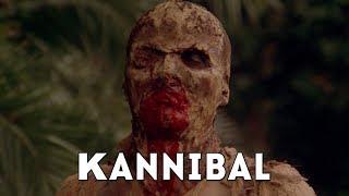 KANNIBAL: Aggressive Hip-Hop Horror Beat (Dark Horrorcore Rap Instrumental) [Hard Sample Type Beat]
