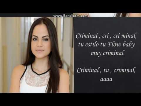 Criminal - Natti Natasha Ft Ozuna ( Letra )