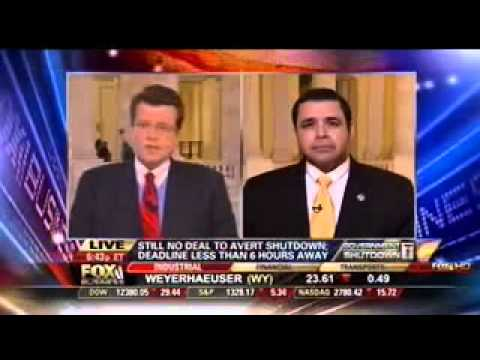 Congressman Henry Cuellar on Fox Business