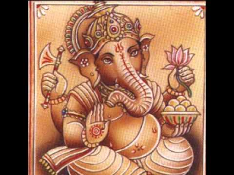 Om Gam Ganapataye - *✿* Ganesh  Mantra video