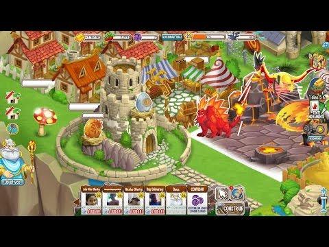 Dragon City Dragão ▶ Dragão Justica Dragon City