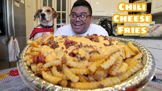 Massive Chili Cheese Fries | Home Cooking