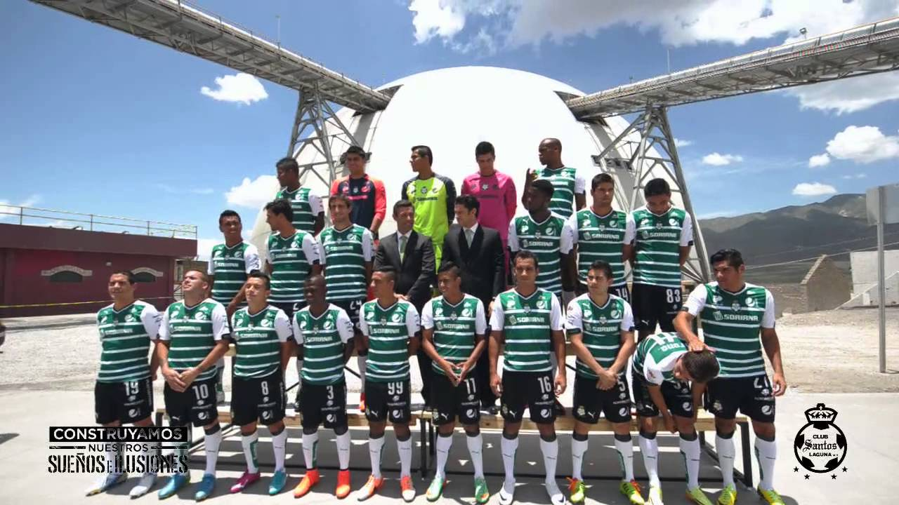 Club Santos Laguna 2014 de Club Santos Laguna