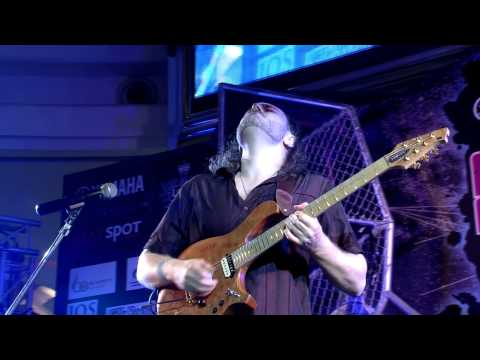 Alex Hutchings – Rinse 'n Shine – Yamaha & Laney Bangkok Music Fair 2012