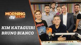 Kim Kataguiri e Bruno Bianco - Morning Show - 12/04/19