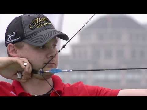 Compound Men Gold - Shanghai - Archery World Cup 2013