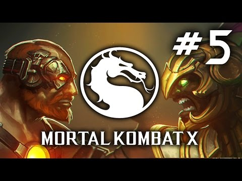 Super Best Friends Play Mortal Kombat X (part 5) video