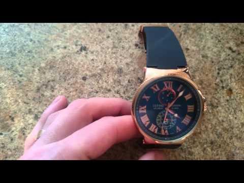 оказывается, что часы ulysse nardin копия (видео обзор) понравившегося ему запомните