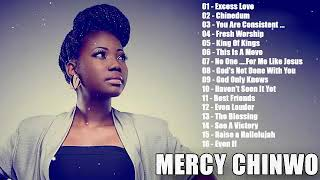 Mercy Chinwo : Best Playlist Of Gospel Songs 2020 - Good Anointing Songs in the Morning