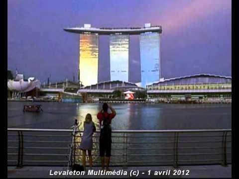 Hotel A Singapour Avec Piscine Sur Le Toit