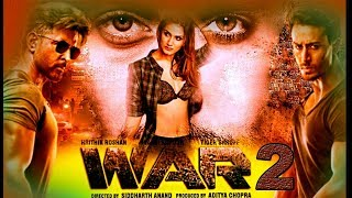 War 2 Official Trailer | Hrithik Roshan | Tiger Shroff | Vaani Kapoor |4K | New Movie Trailer 2020