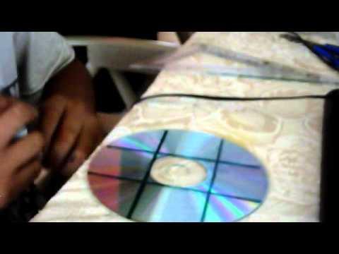 Como hacer una shuriken de un disco viejo o que no sirva youtube - Como hacer una claraboya ...