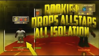 ROOKIE 1 DROPS TWO ALLSTARS I S O L A T I O N ONLY...