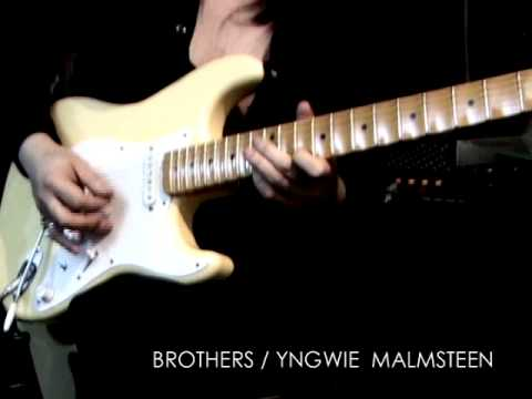 BROTHERS / YNGWIE MALMSTEEN coverd by Kelly SIMONZ