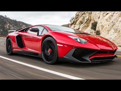 2016 Lamborghini Aventador SV LP750-4: Is it Legal to Have This Much Fun? - Ignition Ep. 147