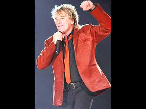 ROD STEWART**I DON'T WANNA TALK ABOUT IT**