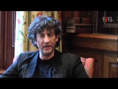 Thumbnail of video Neil Gaiman on Copyright Piracy and the Web