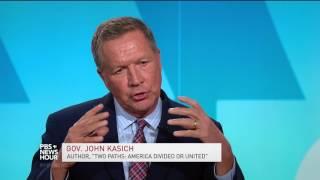 John Kasich: Nothing works if we're always fighting