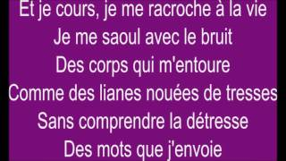 Tous les cris les S O S   Zaz Paroles