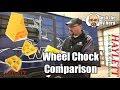 RV Wheel Chock Comparison with Josh the RV Nerd