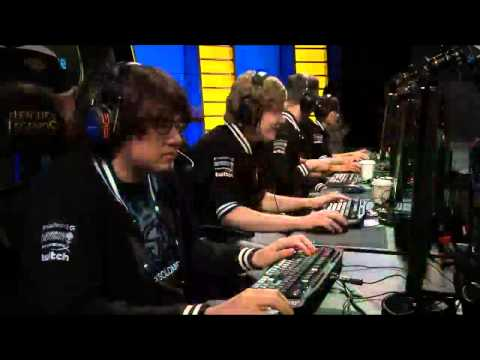 Recap, Funny Sounds and Highlights of S4 NA LCS Summer split 2014 Week 10 Day 2! klip izle