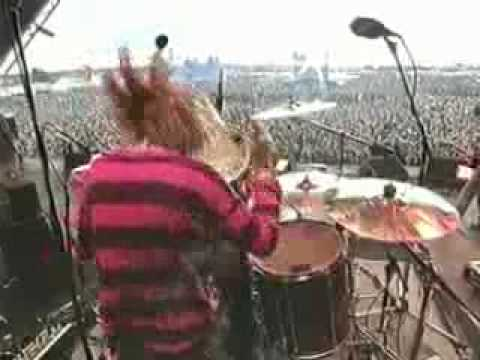 Teenage Fanclub live at Reading Festival 92