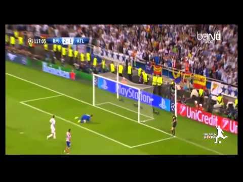 Atletico madrid vs Real Madrid 2015 CHAMPIONS LEAGUE promo