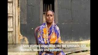Poultry Farming and Kitchen Gardening - Women in SME