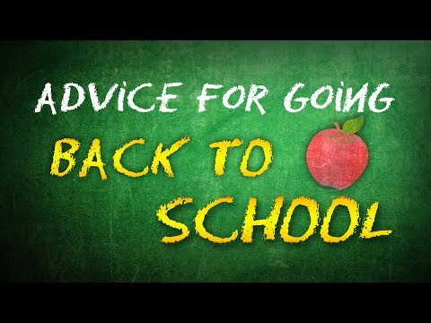 Tips & Advice for Going Back to School | Mufti Aasim Rashid