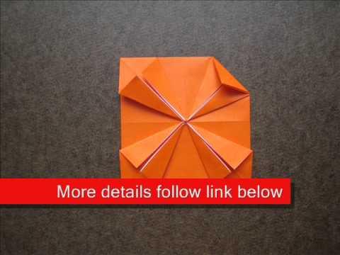 Make Origami Flower