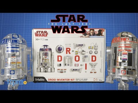 littleBits' Star Wars Droid Inventor Kit