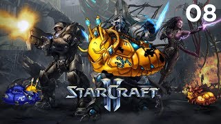 Let's Play – StarCraft 2: Legacy of the Void – Episode 08 [Hold Out]:
