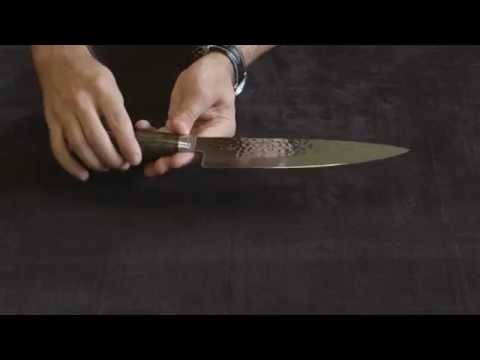 Shun Premier 8 Inch Chef's Knife — Review and Information.