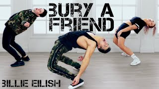 Bury A Friend Billie Eilish Caleb Marshall Dance Workout