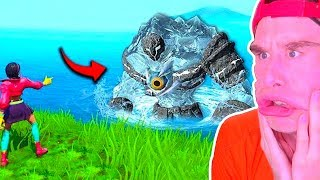 ⚡EL MONSTRUO DE PICO POLAR SE HA VISTO⚡ FORTNITE Battle Royale *EPIC FAILS*