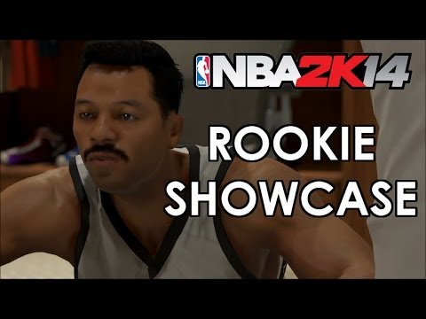 THE ROOKIE SHOWCASE - NBA 2K14 (PS4) - Octavio Chadwell - My Career - EP1