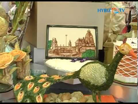 Vegetables Art Decorate