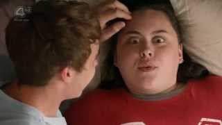 My mad fat diary - funny scene