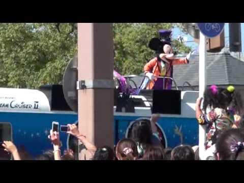 豊橋まつりパレカ 東京ディズニーリゾートスペシャルパレード
