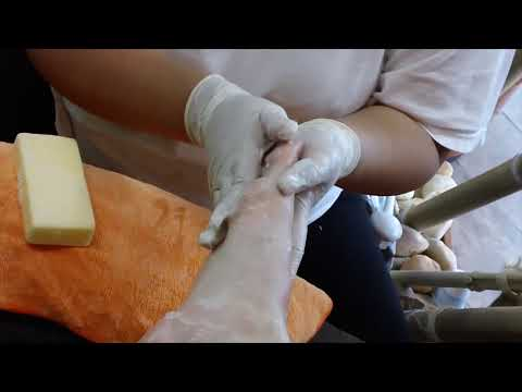 Basic Pedicure [HD]