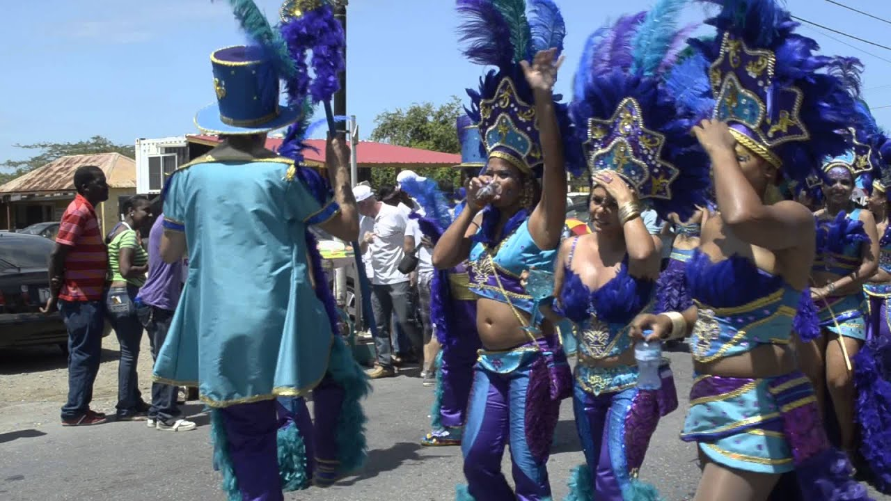 Foto carnaval curacao 2012 66